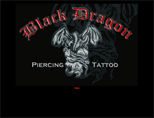Tablet Preview of blackdragon-tattoo.ch